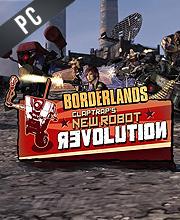 Borderlands Claptraps New Robot Revolution