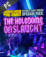 Borderlands The Pre-sequel Ultimate Vault Hunter Upgrade Pack The Holodome Onslaught