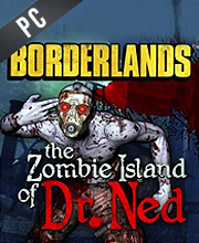 Borderlands Zombie Island of Dr Ned