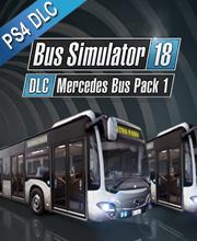 Bus Simulator Mercedes-Benz Bus Pack 1