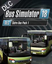Bus Simulator 18 Setra Bus Pack 1