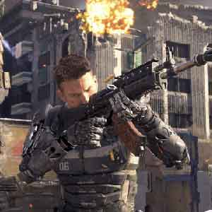 Call of Duty Black Ops 3 Player Captures d