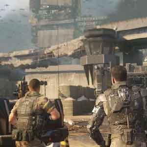 Call of Duty Black Ops 3 Soldat