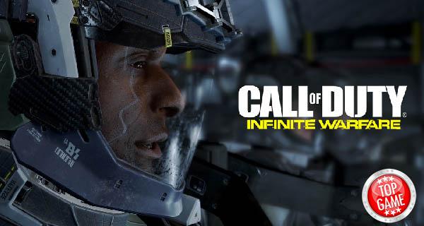 scénario de Call of Duty Infinite Warfare