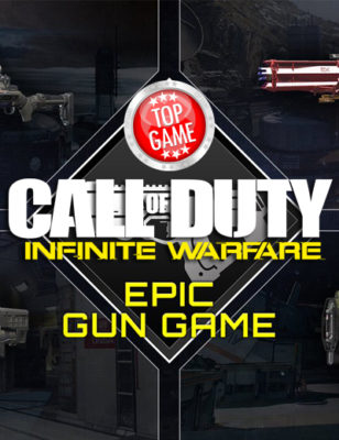 Le nouveau jeu Call of Duty Infinite Warfare Epic Gun est disponible