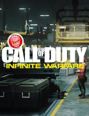 Call of Duty Infinite Warfare UNSA Retribution : Ce centre de contrôle de l'ère spatiale a l'air cool !