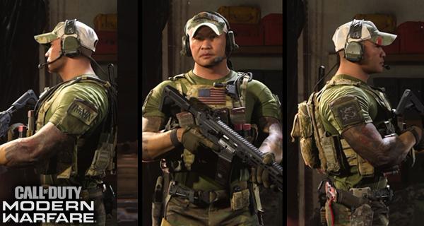 Call of Duty : Modern Warfare Ronin