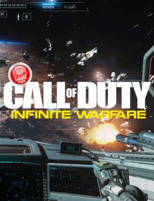 Week-end gratuit Call of Duty Infinite Warfare sur Steam !