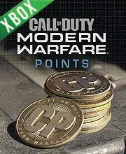 Call of Duty Modern Warfare Points
