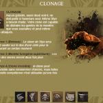 Capacités Styx Master of Shadows Clonage