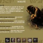 Capacités Styx  Master of Shadows Agilité
