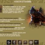 Capacités Styx Master of Shadows Vision d'ambre