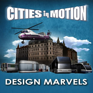 Acheter Cities in Motion Design Marvels Clé CD Comparateur Prix
