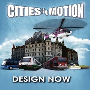 Acheter Cities in Motion Design Now Clé CD Comparateur Prix