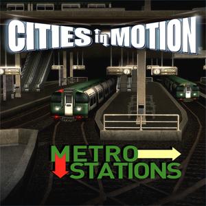 Acheter Cities in Motion Metro Station Clé CD Comparateur Prix