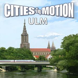 Acheter Cities in Motion Ulm DLC Clé CD Comparateur Prix