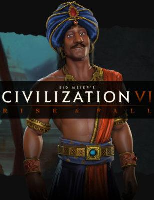 Civilization 6 Rise and Fall vous laisse jouer une Inde agressive