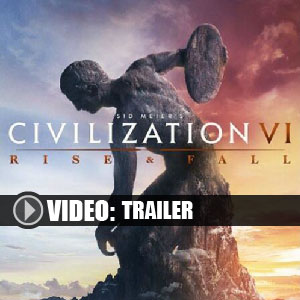 Acheter Civilization 6 Rise and Fall Clé Cd Comparateur Prix