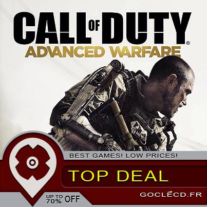 Call of Duty Advanced Warfare : on serre les fesses