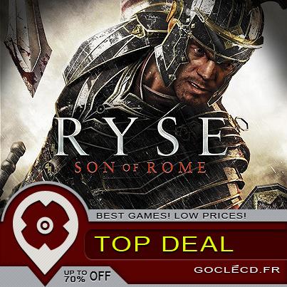 Ryse Son of Rome Beaucoup mieux sur PC