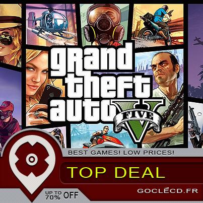 GTA5 EN 1080p mais pas sur Xbox One