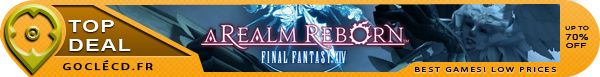 Cle cd final Fantasy a realm Reborn moins cher