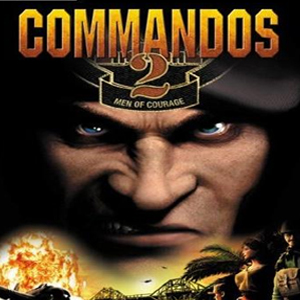 Acheter Commandos 2 Men of Courage Clé CD Comparateur Prix