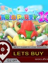 Comment activer une clé Mario party 10 sur Wii U