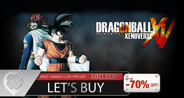 Comment acheter et activer Dragon Ball Xenoverse sur Steam
