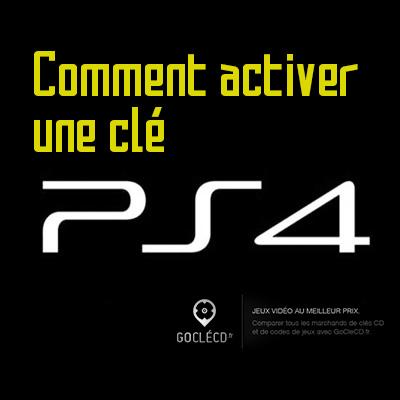 Comment activer une cl de jeu ps4 ps3 - Comparateur de prix playstation 4 ...