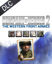 Company Of Heroes 2 US Forces Commander Rifle Company