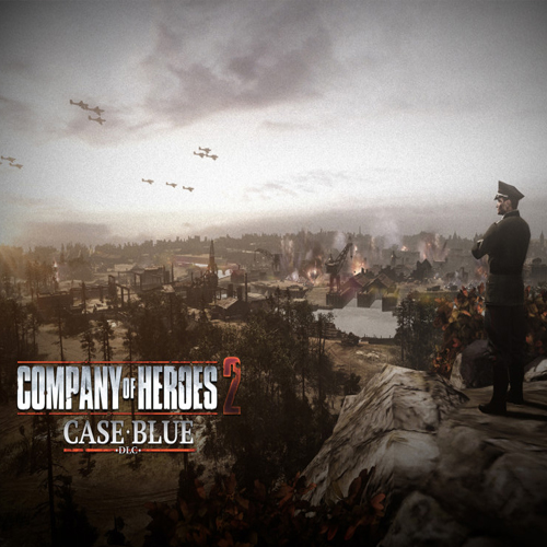 Acheter Company Of Heroes 2 Theatre Of War - Case Blue DLC Clé CD Comparateur Prix