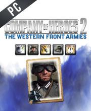 Company of Heroes 2 OKW Commander Scavenge Doctrine