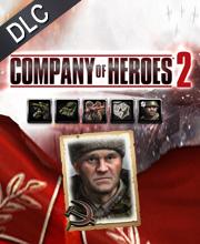 Company of Heroes 2 Soviet Commander Counterattack Tactics