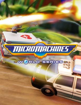 Annonce des exigences système pour Micro Machines World Series