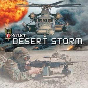 Acheter Conflict Desert Storm Clé CD Comparateur Prix