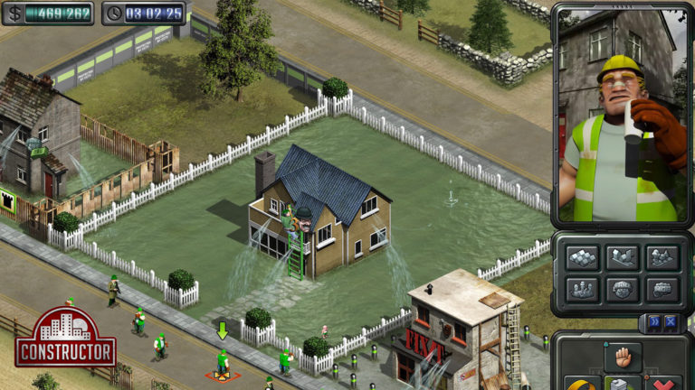 Constructor HD simulation immobilier