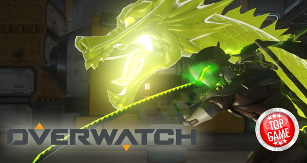 animation Overwatch : Dragons