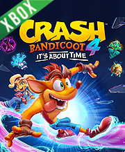 Crash Bandicoot 4 It's About Time