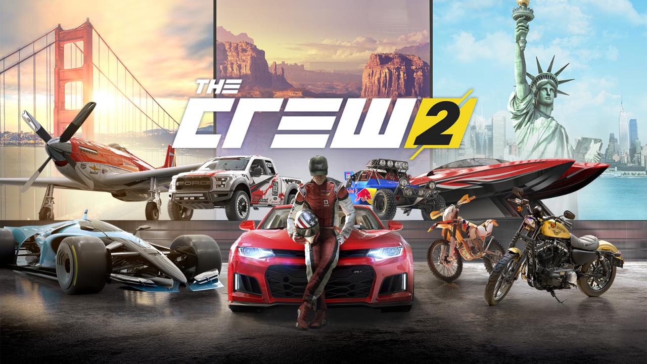0ffe4c15468 The Crew 2 est sortie il y a quelques jours et si vous voulez vous faire  une idée du dernier jeu de course multisports d'Ubisoft, nous avons compilé  ce que ...