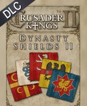 Crusader Kings 2 Dynasty Shield 2