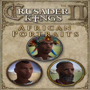Crusader Kings II African Portraits DLC