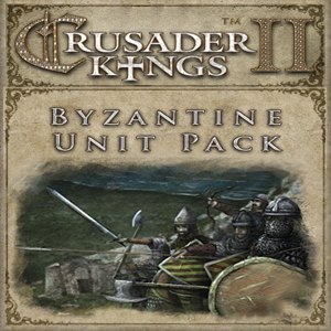 Acheter Crusader Kings II Byzantine Unit Pack DLC Clé CD Comparateur Prix