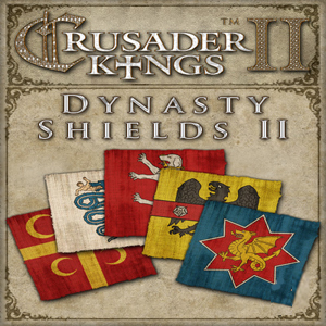 Acheter Crusader Kings II Dynasty Shield II DLC Clé CD Comparateur Prix