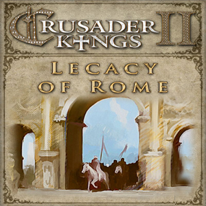 Acheter Crusader Kings II Legacy of Rome Clé CD Comparateur Prix