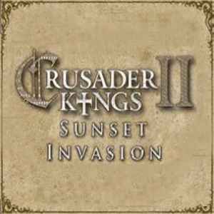 Acheter Crusader Kings II Sunset Invasion Clé CD Comparateur Prix