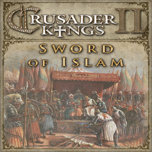 Acheter Crusader Kings II Sword of Islam Clé CD Comparateur Prix