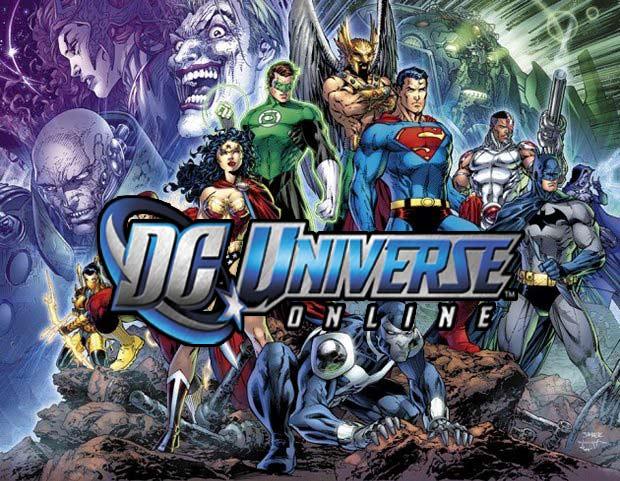 Acheter DC Universe Online clé CD Comparateur Prix