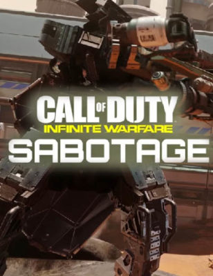 Le DLC Call of Duty Infinite Warfare Sabotage est disponible