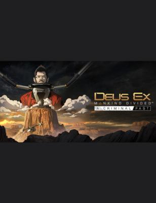 Un autre DLC Deus Ex Mankind Divided sort en Février
